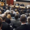 An image of a conference