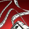 Film reel graphic